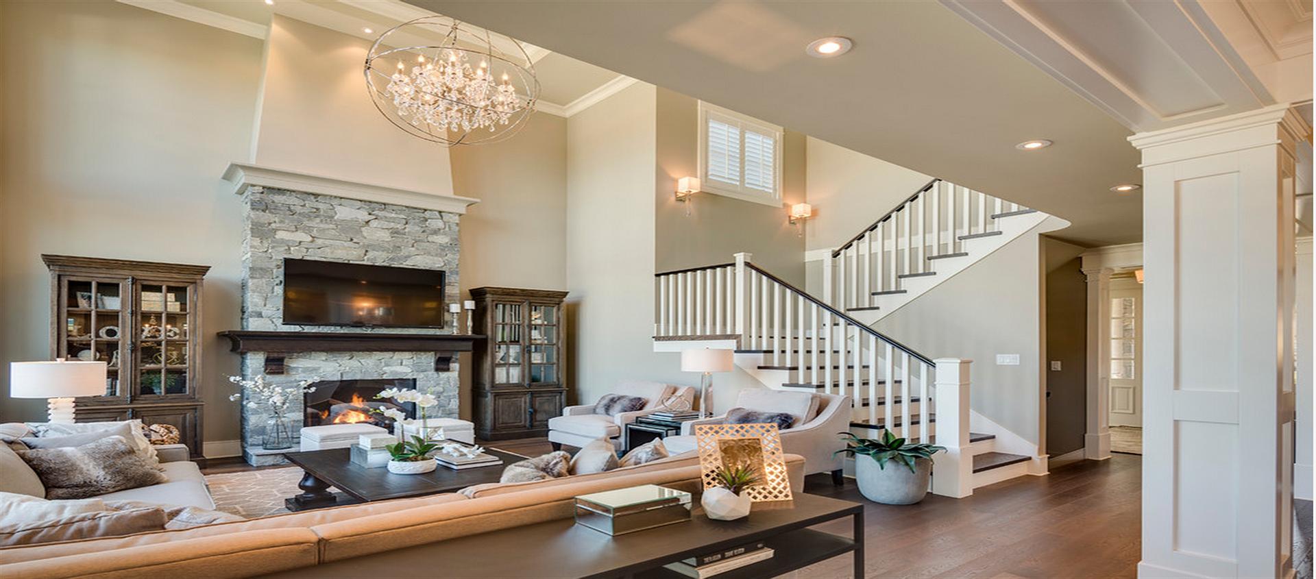 Bekend 10 dingen die je kan vinden elke landelijke stijl woonkamer - Woon &AW16