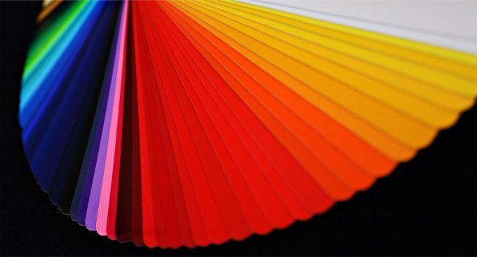 Een kleurenpalet voor je interieur maak je makkelijk zelf