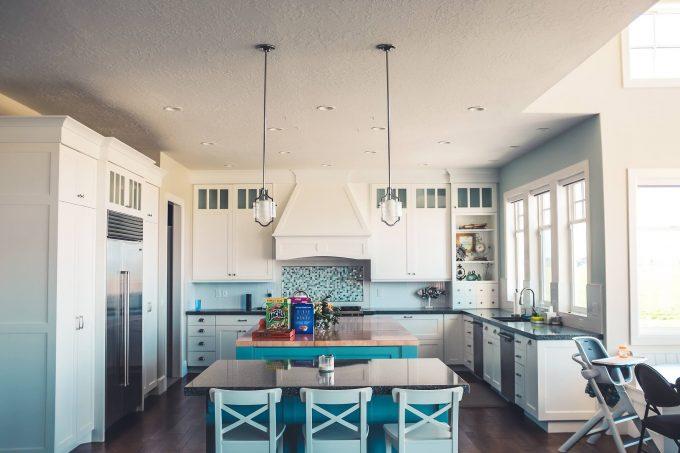 Je keuken schoonmaken- en houden is belangrijk