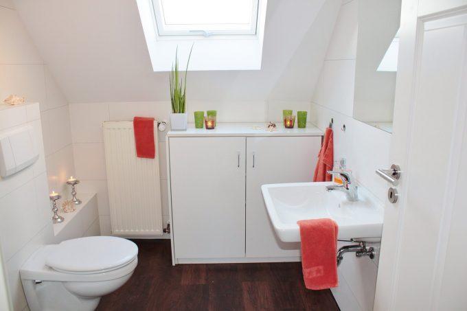Mooi toilet nodig? Denk ook aan de tegels!