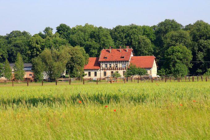 Wonen in landelijke omgeving
